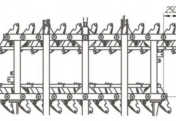 Водяной насос охлаждения двигателя - МТЗ