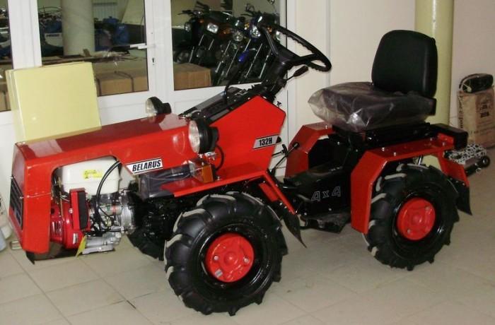 Трактор МТЗ-132Н