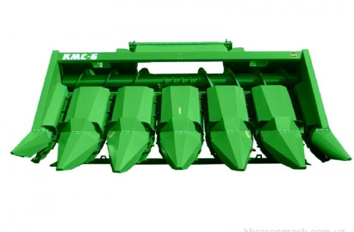 Кукурузоуборочная жатка КМС-6