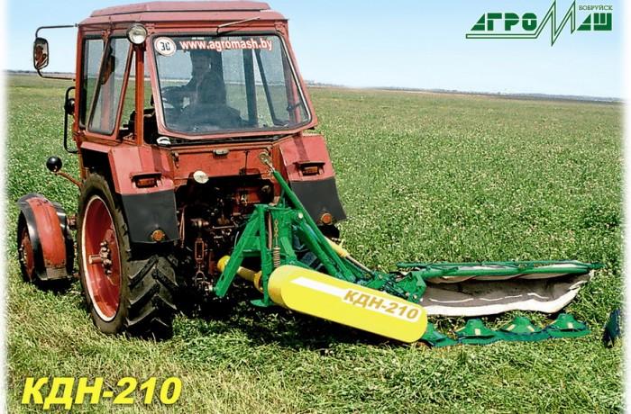 Косилка дисковая тракторная навесная КДН-210