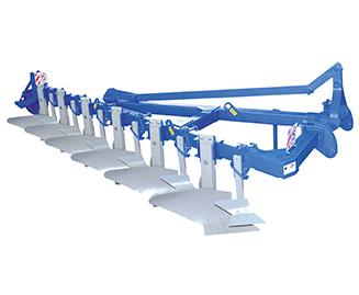 Плуг навесной усиленный ПНУ-6х35 (Евро)