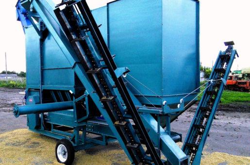 Зерноочистительная машина самоходная «КЛАСС»