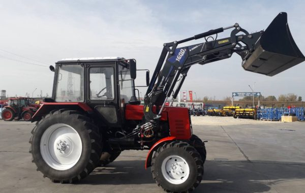 Фронтальный погрузчик TUR BASIC 1600  класс тракторов от 80 до 100 л.с.